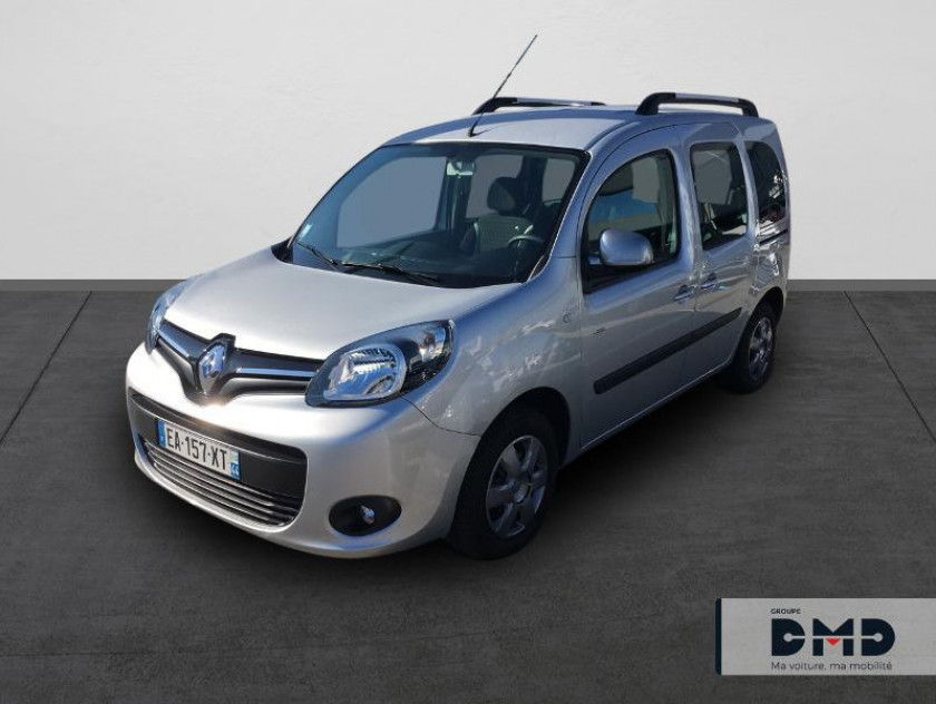 Renault Kangoo 1.5 Dci 90ch Energy Limited Ft Euro6 - Visuel #1