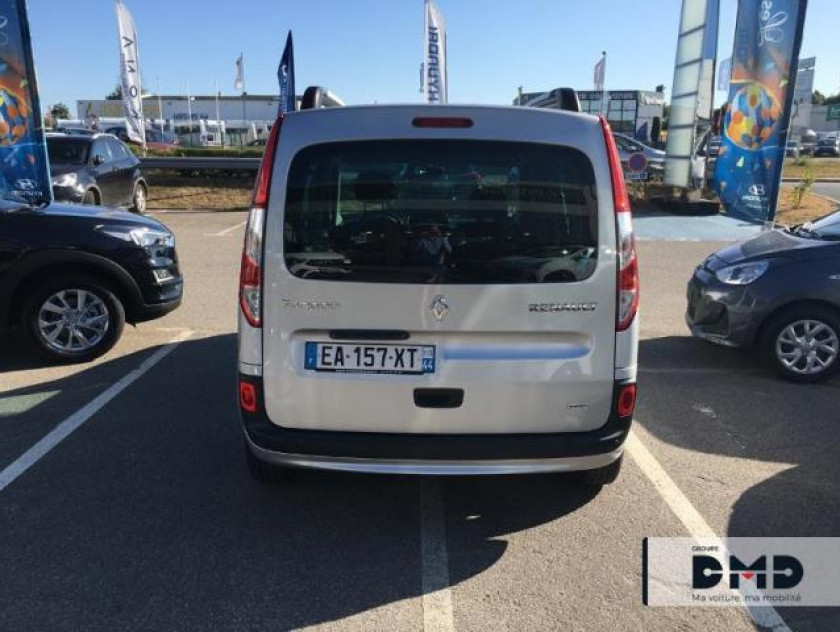 Renault Kangoo 1.5 Dci 90ch Energy Limited Ft Euro6 - Visuel #17