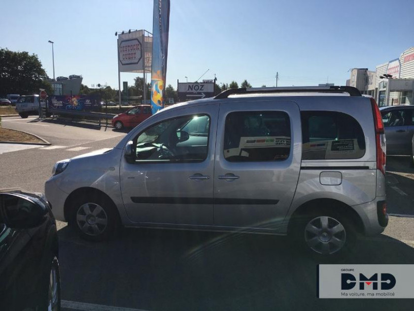 Renault Kangoo 1.5 Dci 90ch Energy Limited Ft Euro6 - Visuel #2