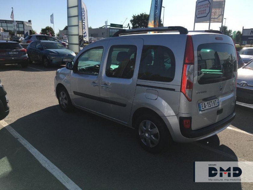 Renault Kangoo 1.5 Dci 90ch Energy Limited Ft Euro6 - Visuel #3