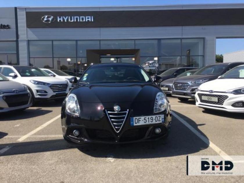 Alfa Romeo Giulietta 1.6 Jtdm 105ch Exclusive Stop&start - Visuel #4