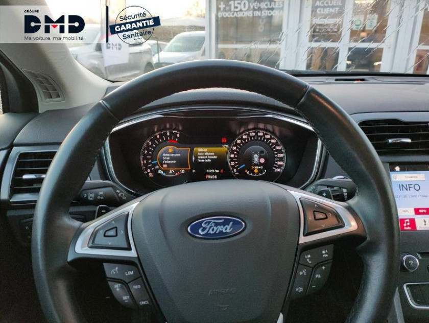 Ford Mondeo Sw 2.0 Tdci 150ch Titanium Powershift - Visuel #7