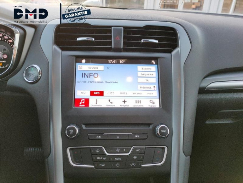 Ford Mondeo Sw 2.0 Tdci 150ch Titanium Powershift - Visuel #6