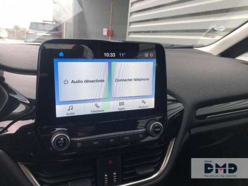 Ford Fiesta 1.1 85ch Cool & Connect 5p Euro6.2 - Visuel #3