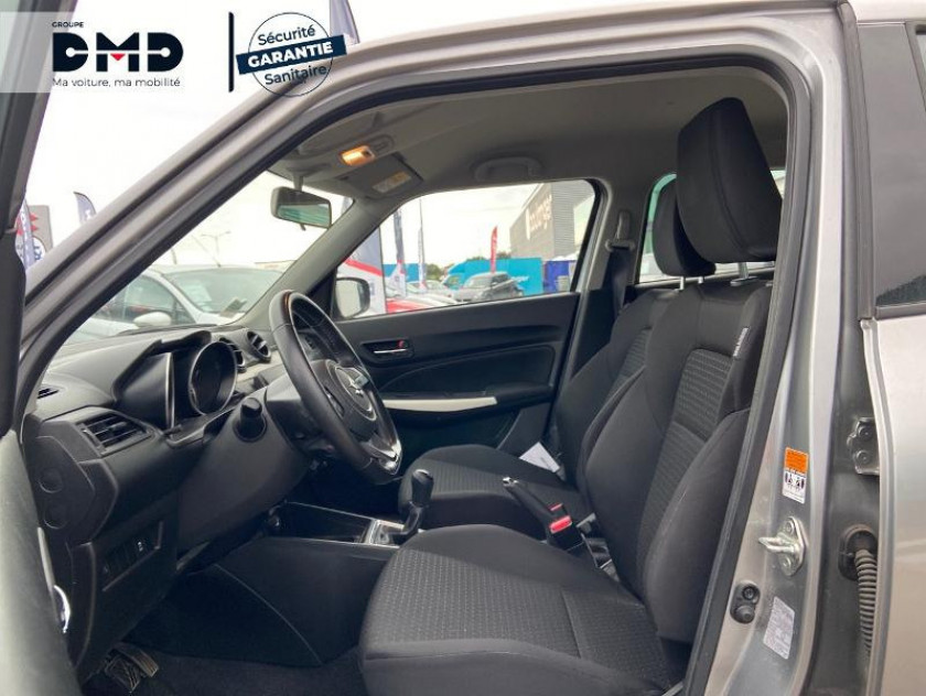 Suzuki Swift 1.2 Dualjet 90ch Avantage Euro6d-t - Visuel #9