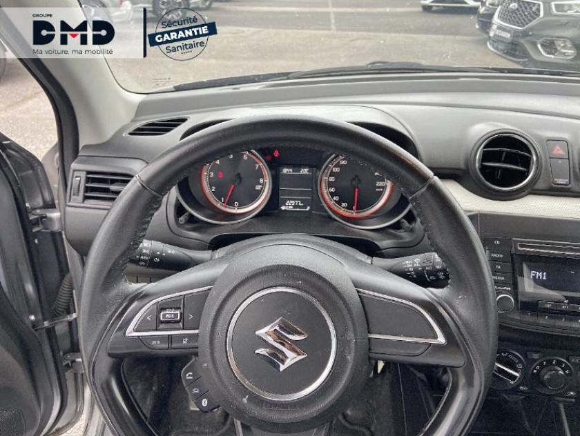 Suzuki Swift 1.2 Dualjet 90ch Avantage Euro6d-t - Visuel #7