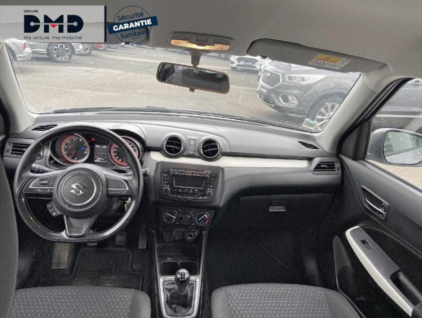 Suzuki Swift 1.2 Dualjet 90ch Avantage Euro6d-t - Visuel #5