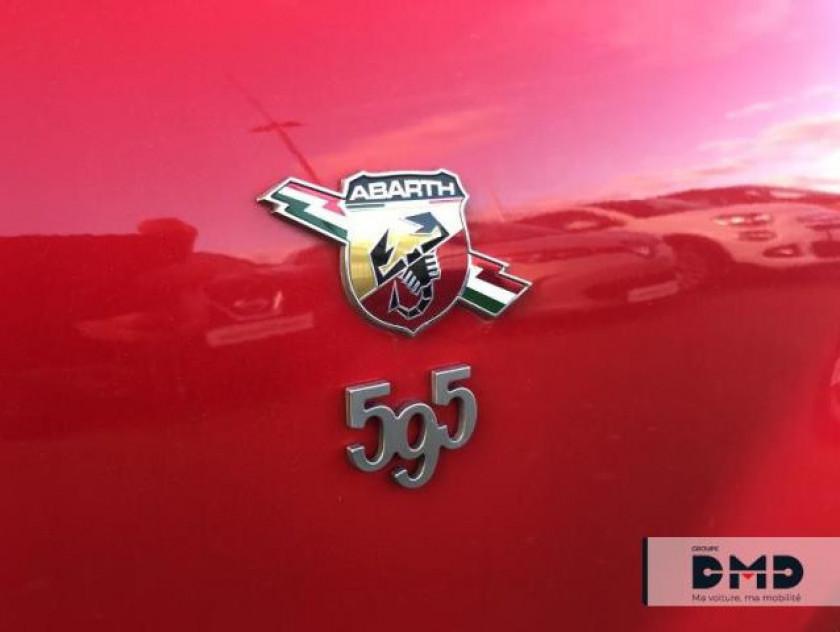 Abarth 500 1.4 Turbo T-jet 165ch 595 Turismo My17 Bva - Visuel #15