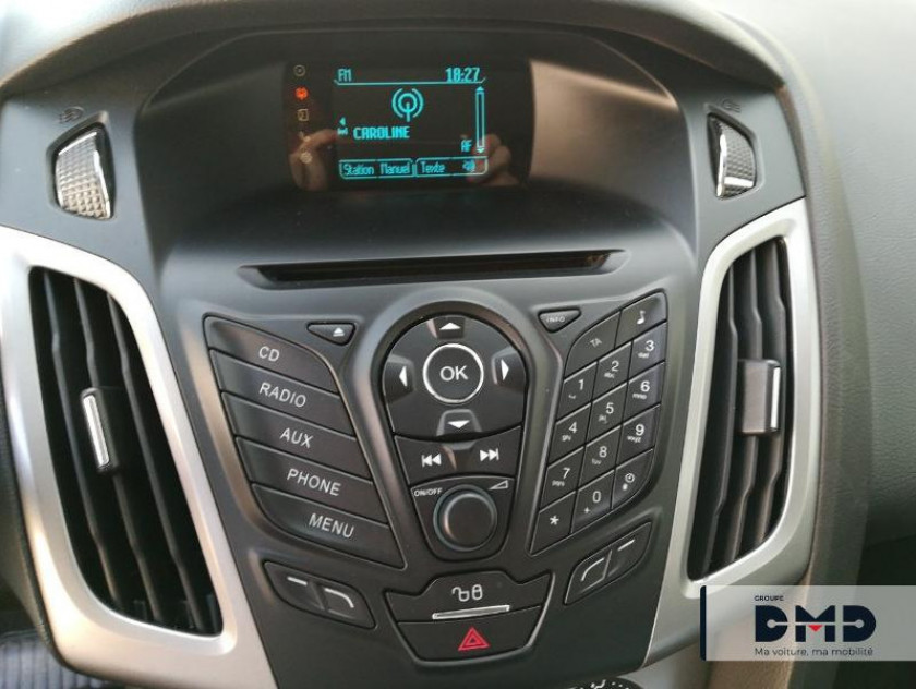 Ford Focus 1.0 Scti 125ch Ecoboost Stop&start Edition 5p - Visuel #6