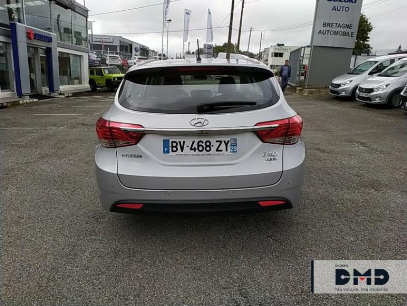 Hyundai I40 Sw 1.7 Crdi115 Pack Sensation - Visuel #11