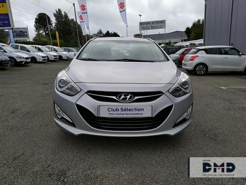 Hyundai I40 Sw 1.7 Crdi115 Pack Sensation - Visuel #4