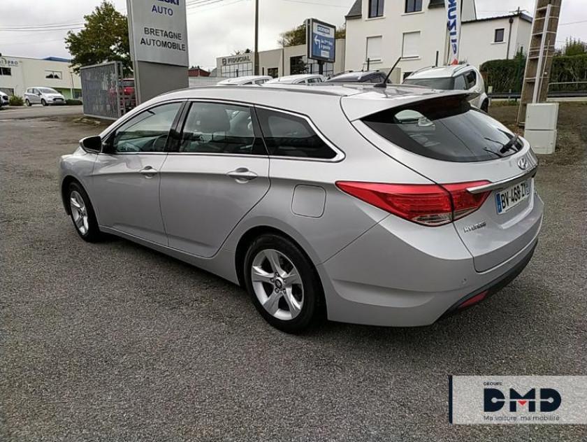 Hyundai I40 Sw 1.7 Crdi115 Pack Sensation - Visuel #3