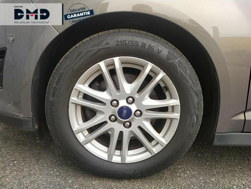 Ford Grand C-max 1.0 Scti 125ch Ecoboost Stop&start Titanium X - Visuel #13