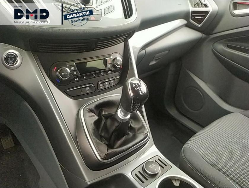 Ford Grand C-max 1.0 Scti 125ch Ecoboost Stop&start Titanium X - Visuel #8