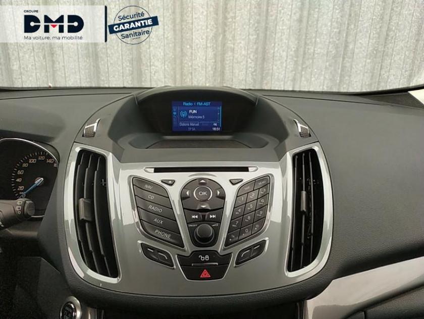 Ford Grand C-max 1.0 Scti 125ch Ecoboost Stop&start Titanium X - Visuel #6