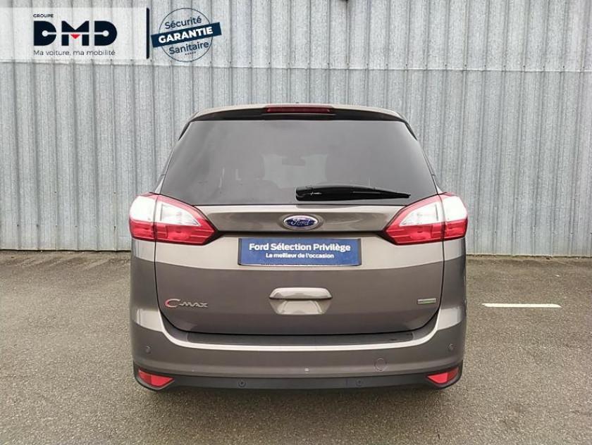 Ford Grand C-max 1.0 Scti 125ch Ecoboost Stop&start Titanium X - Visuel #11