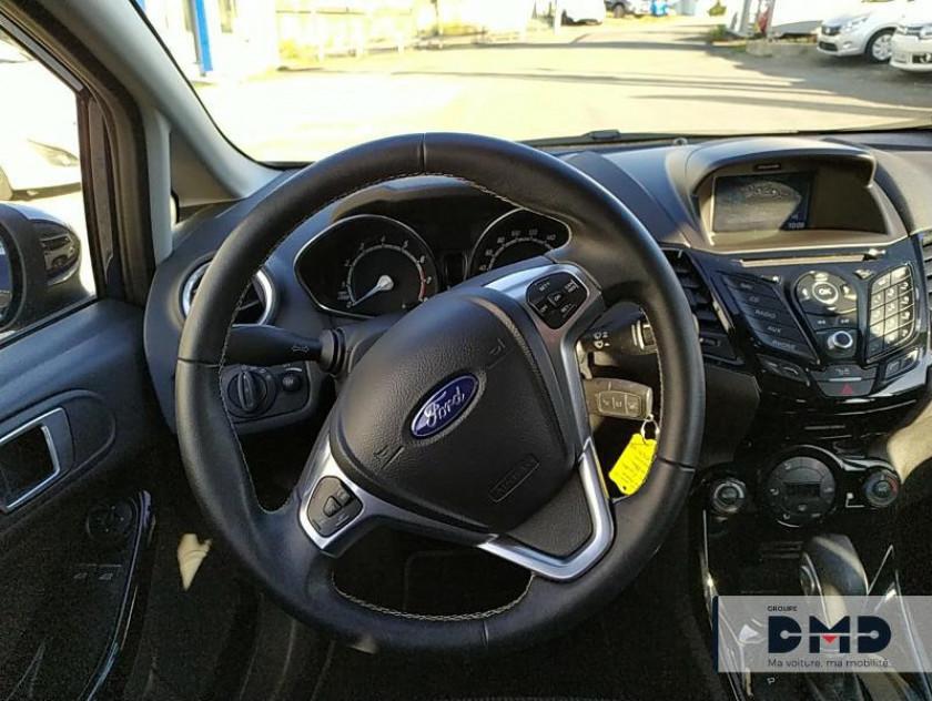Ford Fiesta 1.0 Ecoboost 100ch Titanium Powershift 5p - Visuel #7