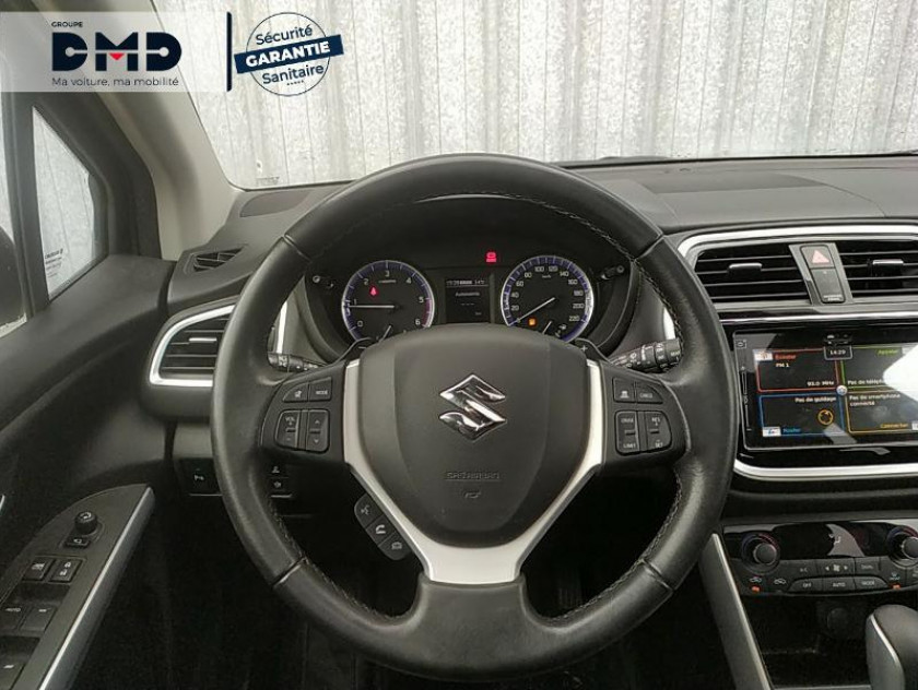 Suzuki Sx4 S-cross 1.6 Ddis Style Allgrip Auto (tcss) - Visuel #7