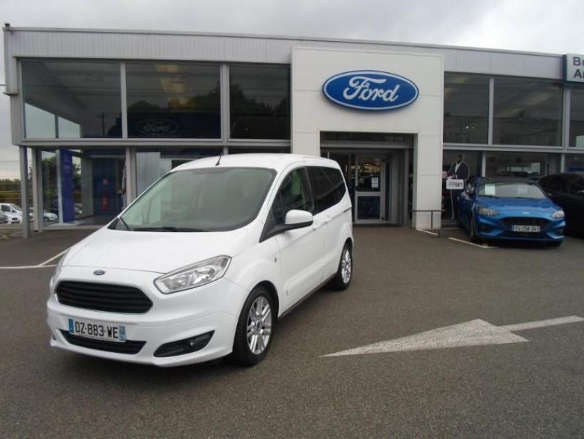 Ford Tourneo Courier 1.0e 100ch Trend - Visuel #2