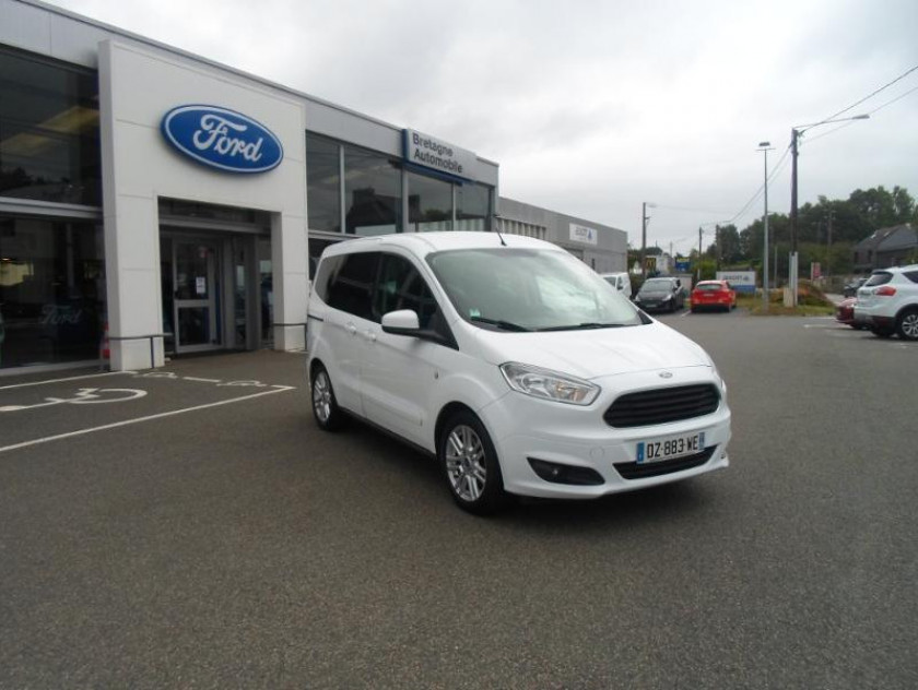 Ford Tourneo Courier 1.0e 100ch Trend - Visuel #1