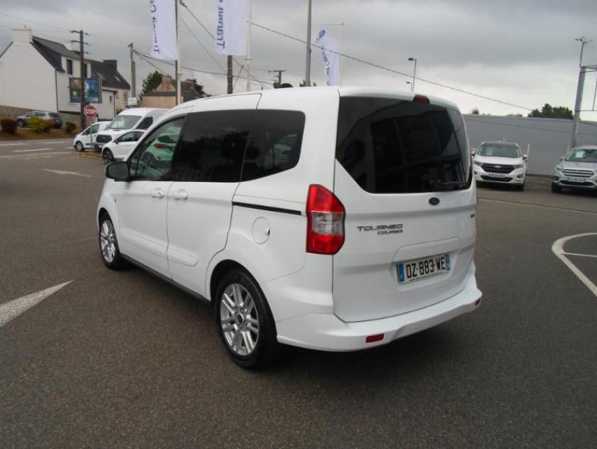 Ford Tourneo Courier 1.0e 100ch Trend - Visuel #3