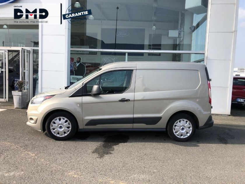 Ford Transit Connect L1 1.5 Td 100ch Trend Business Euro Vi - Visuel #2