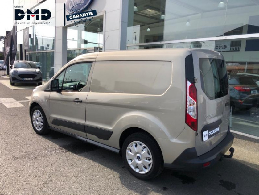 Ford Transit Connect L1 1.5 Td 100ch Trend Business Euro Vi - Visuel #3