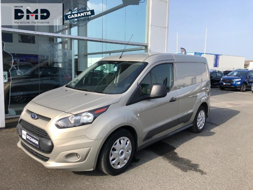 Ford Transit Connect L1 1.5 Td 100ch Trend Business Euro Vi - Visuel #14