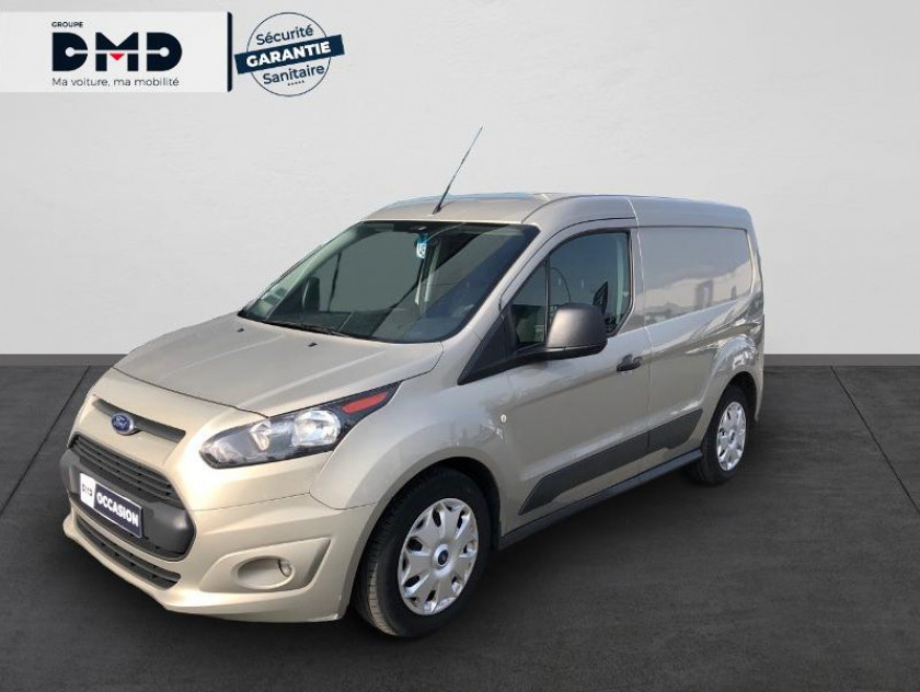 Ford Transit Connect L1 1.5 Td 100ch Trend Business Euro Vi - Visuel #1