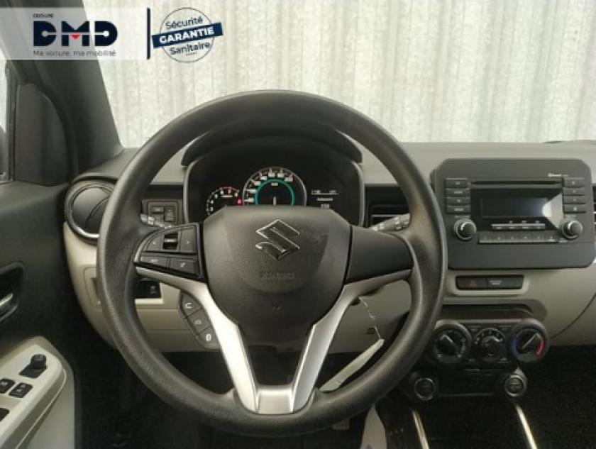 Suzuki Ignis 1.2 Dualjet 90ch Avantage - Visuel #7
