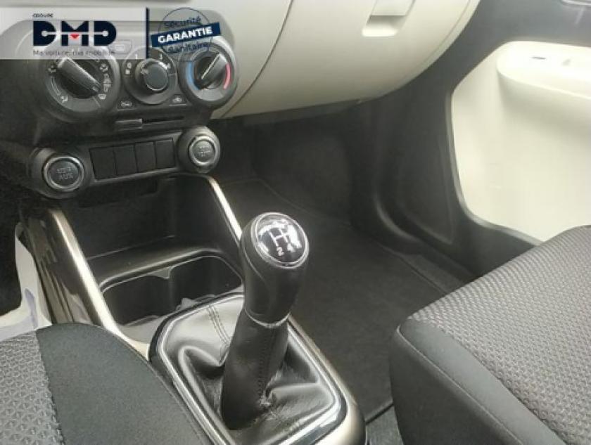 Suzuki Ignis 1.2 Dualjet 90ch Avantage - Visuel #8