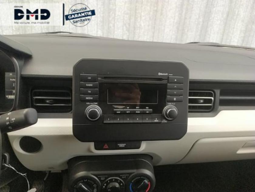 Suzuki Ignis 1.2 Dualjet 90ch Avantage - Visuel #6