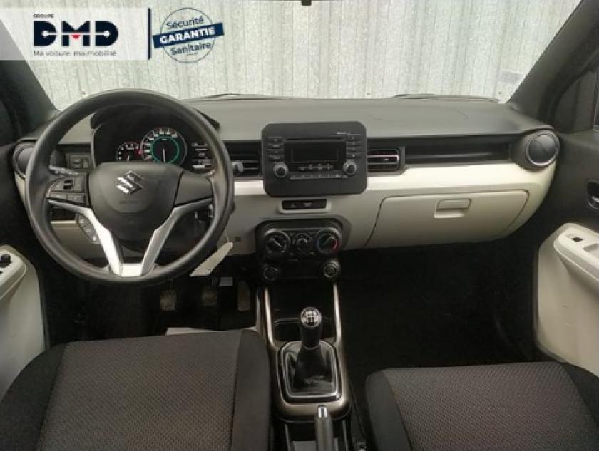 Suzuki Ignis 1.2 Dualjet 90ch Avantage - Visuel #5
