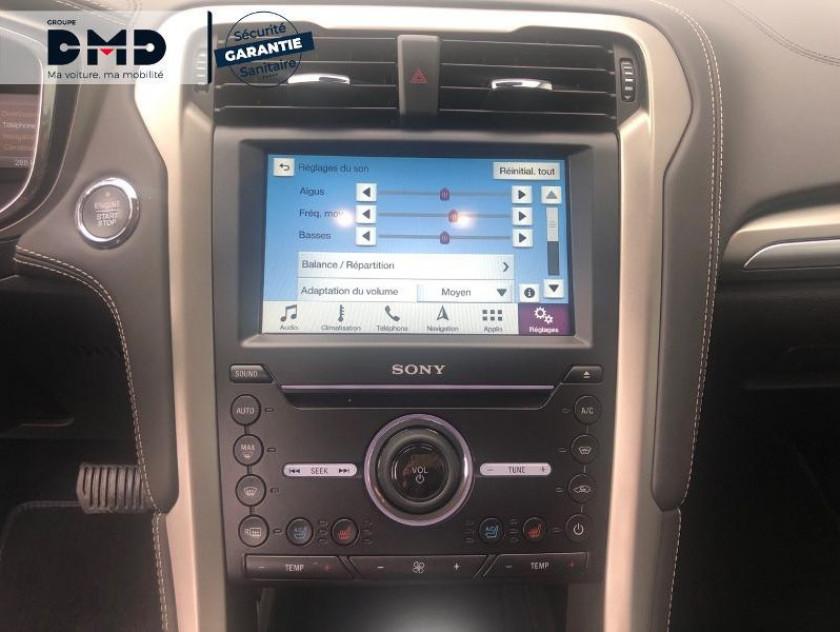 Ford Mondeo Hybrid 187ch Vignale Bva 4p - Visuel #6
