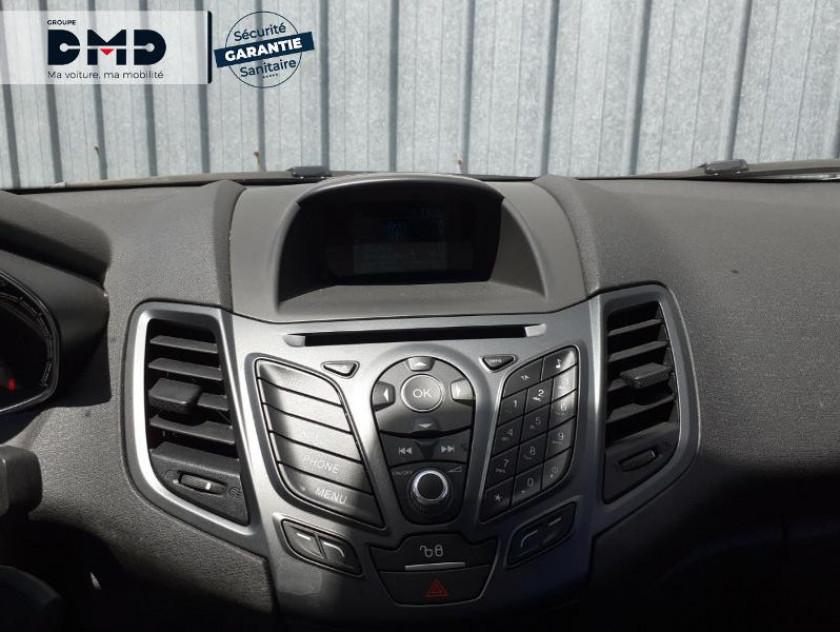 Ford Fiesta 1.5 Tdci 95ch Fap Edition 3p - Visuel #6
