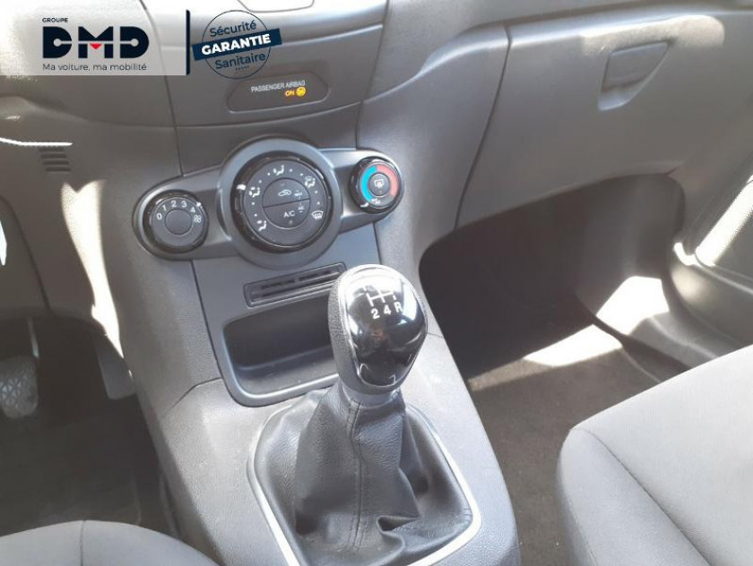 Ford Fiesta 1.5 Tdci 95ch Fap Edition 3p - Visuel #8