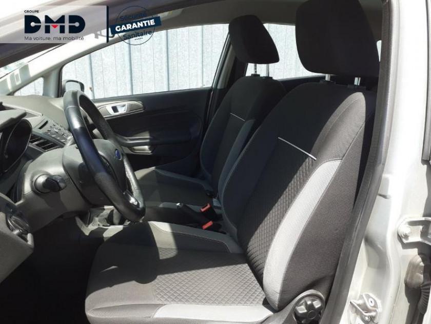 Ford Fiesta 1.5 Tdci 95ch Fap Edition 3p - Visuel #9