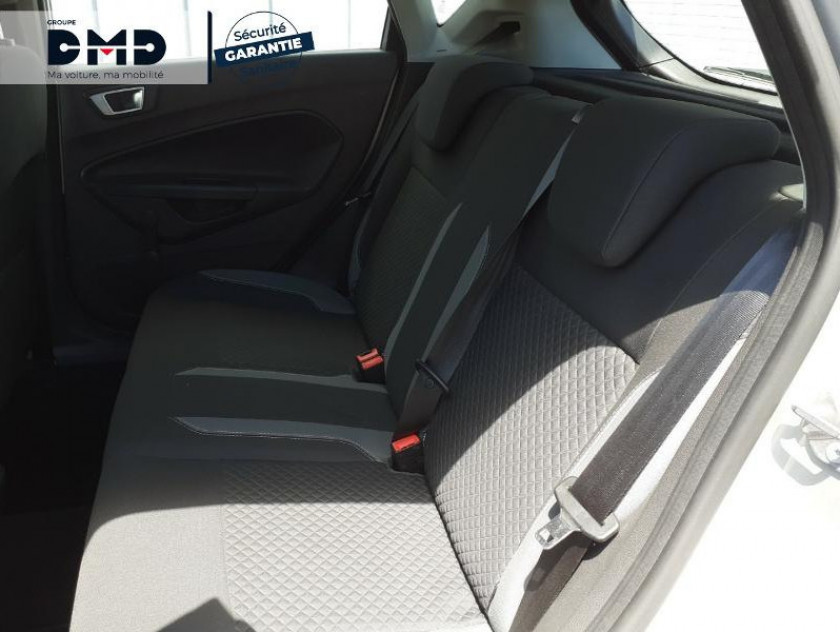 Ford Fiesta 1.5 Tdci 95ch Fap Edition 3p - Visuel #10