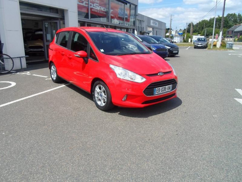 Ford B-max 1.0 Scti 100ch Ecoboost Stop&start Edition - Visuel #8