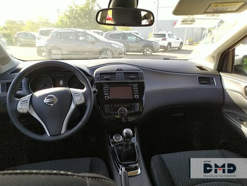 Nissan Pulsar I (c12) Ph1 Pulsar I (c12) Ph1 Pulsar I (c12) Ph1 1.2 Digt 115 - Visuel #5