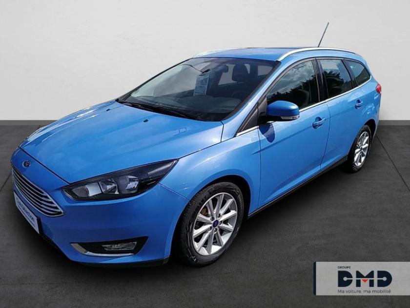 Ford Focus Sw Iii Ph2 Ng Focus Sw Iii Ph2 Ng Focus Sw Iii Ph2 Ng 1.5 Tdci 1 - Visuel #13