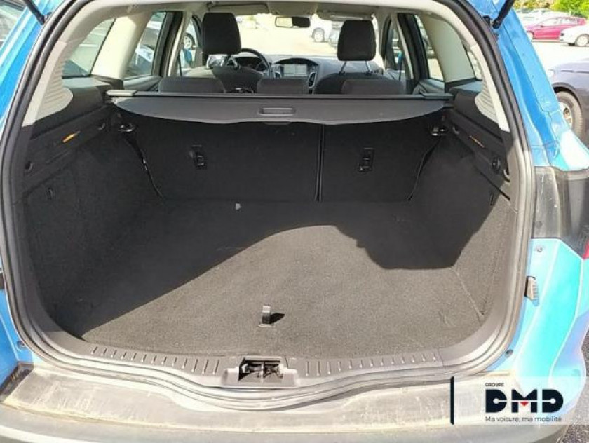 Ford Focus Sw 1.5 Tdci 120ch Stop&start Titanium Powershift - Visuel #12