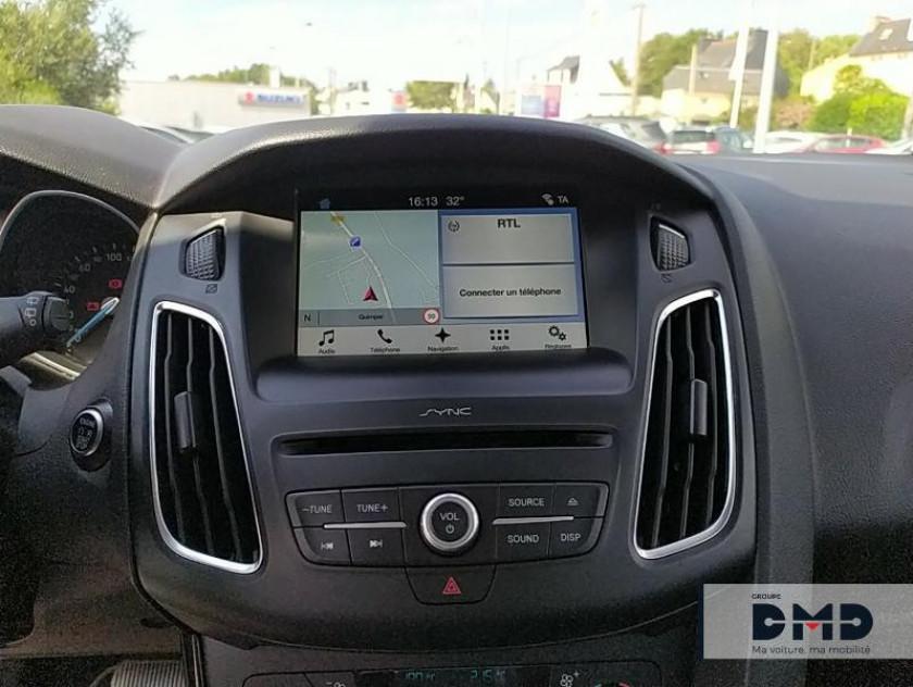 Ford Focus Sw Iii Ph2 Ng Focus Sw Iii Ph2 Ng Focus Sw Iii Ph2 Ng 1.5 Tdci 1 - Visuel #5