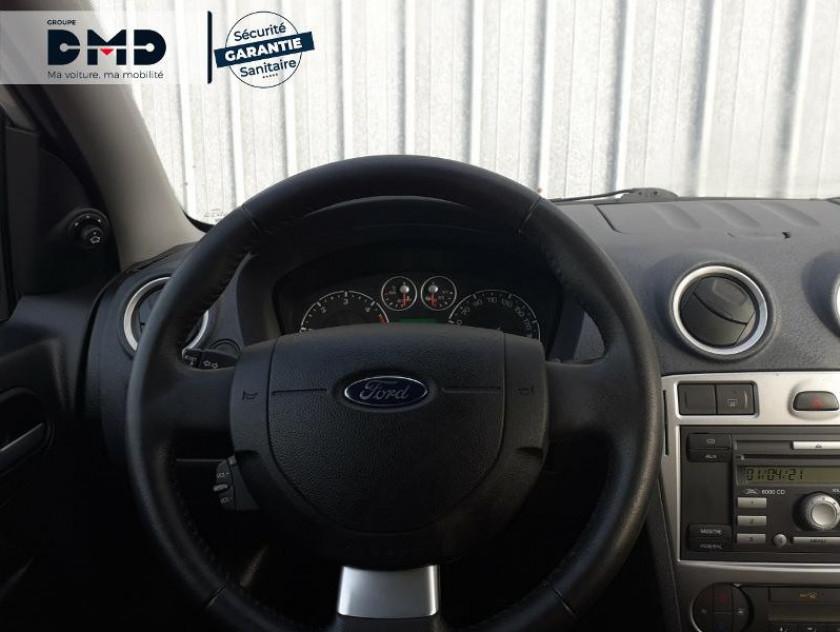 Ford Fusion 1.4 Tdci 68ch Senso Plus - Visuel #7