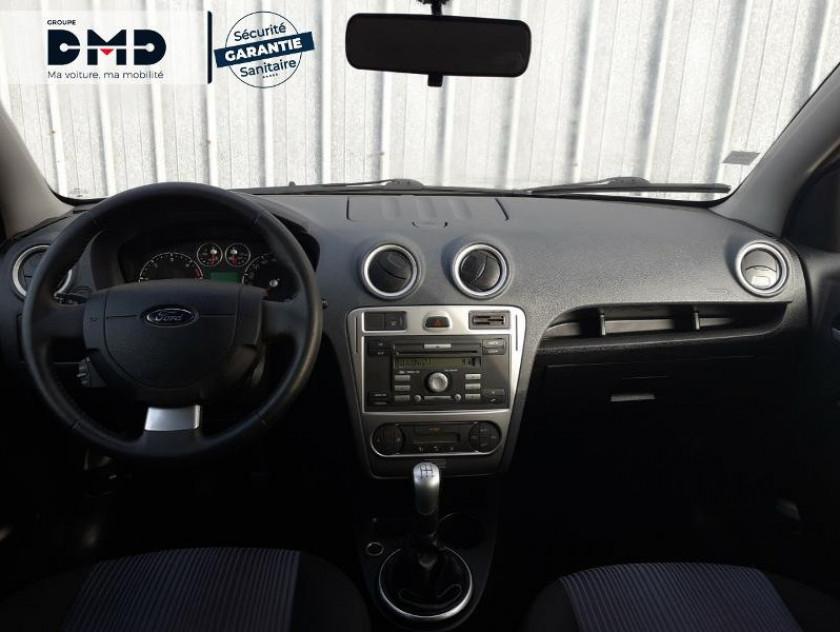 Ford Fusion 1.4 Tdci 68ch Senso Plus - Visuel #5