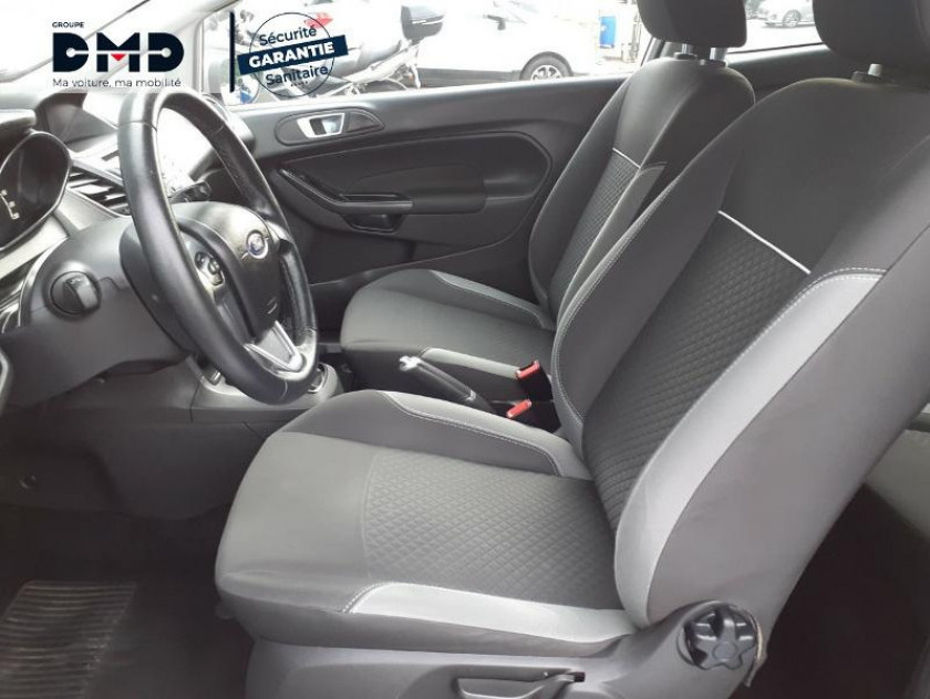 Ford Fiesta 1.0 Ecoboost 100ch Stop&start Edition 3p - Visuel #9