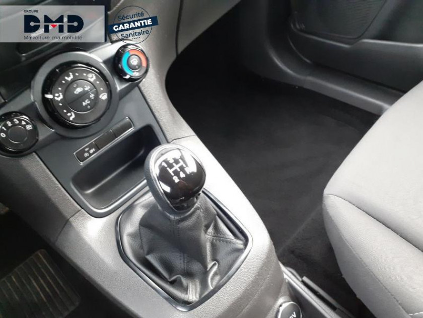 Ford Fiesta 1.0 Ecoboost 100ch Stop&start Edition 3p - Visuel #8