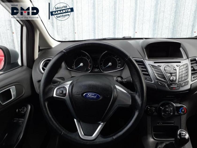 Ford Fiesta 1.0 Ecoboost 100ch Stop&start Edition 3p - Visuel #7