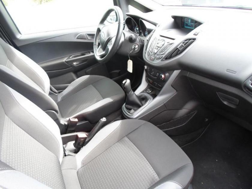 Ford B-max 1.5 Tdci 75ch Stop&start Edition - Visuel #8