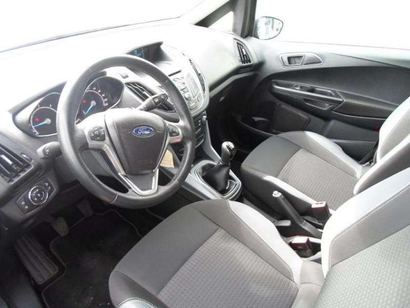 Ford B-max 1.5 Tdci 75ch Stop&start Edition - Visuel #7